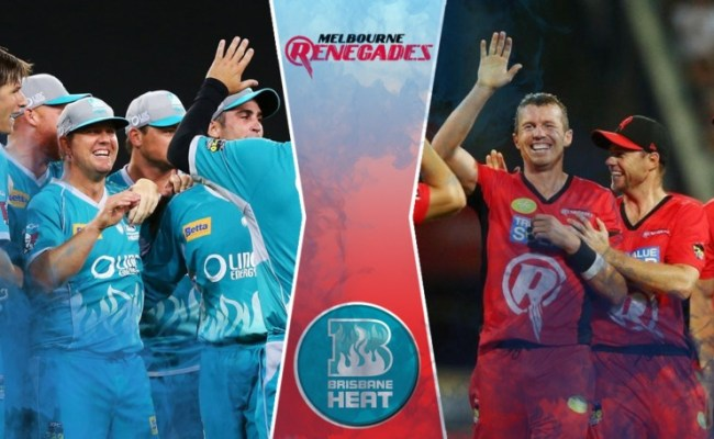 Ren Vs Hea Live Score 56th T20 Melbourne Renegades Vs