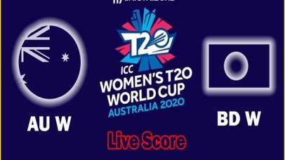AU W vs BD W Live Score 10th Match between Australia Women vs Bangladesh Women Live on 27 February 20 Live Score & Live Streaming