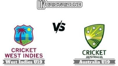 WI U19 vs AUS U19 Live Score 5th Place Playoff of U19 WC between New Zealand U19 vs Bangladesh U19 on 07 February 2020 Live Score & Live Streaming