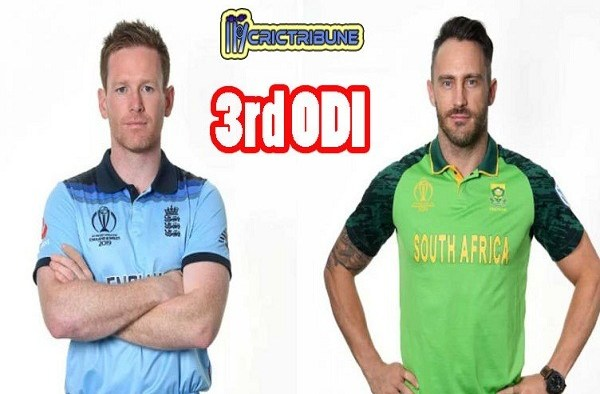 ENG vs SALive Score 3rd ODI Match between Engaland vs South Africa Live on 07 February 20 Live Score & Live Streaming