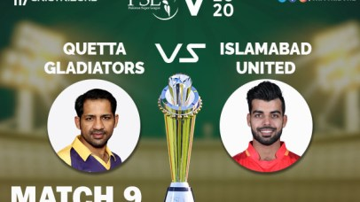 ISL vs QUE Live Score 9th Match between Multan Sultans vs Peshawar Zalmi Live on 27 February 2020 Live Score & Live Streaming