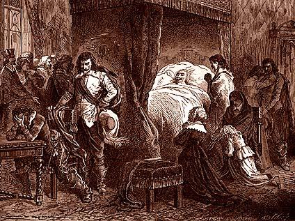 Image result for richelieus death