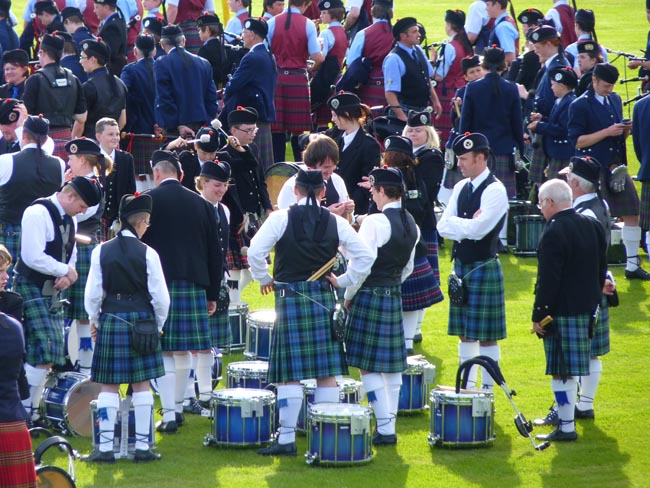 Highland Games, Crieff