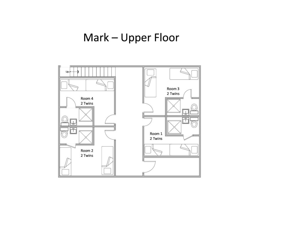 St. Mark - Upper Floor