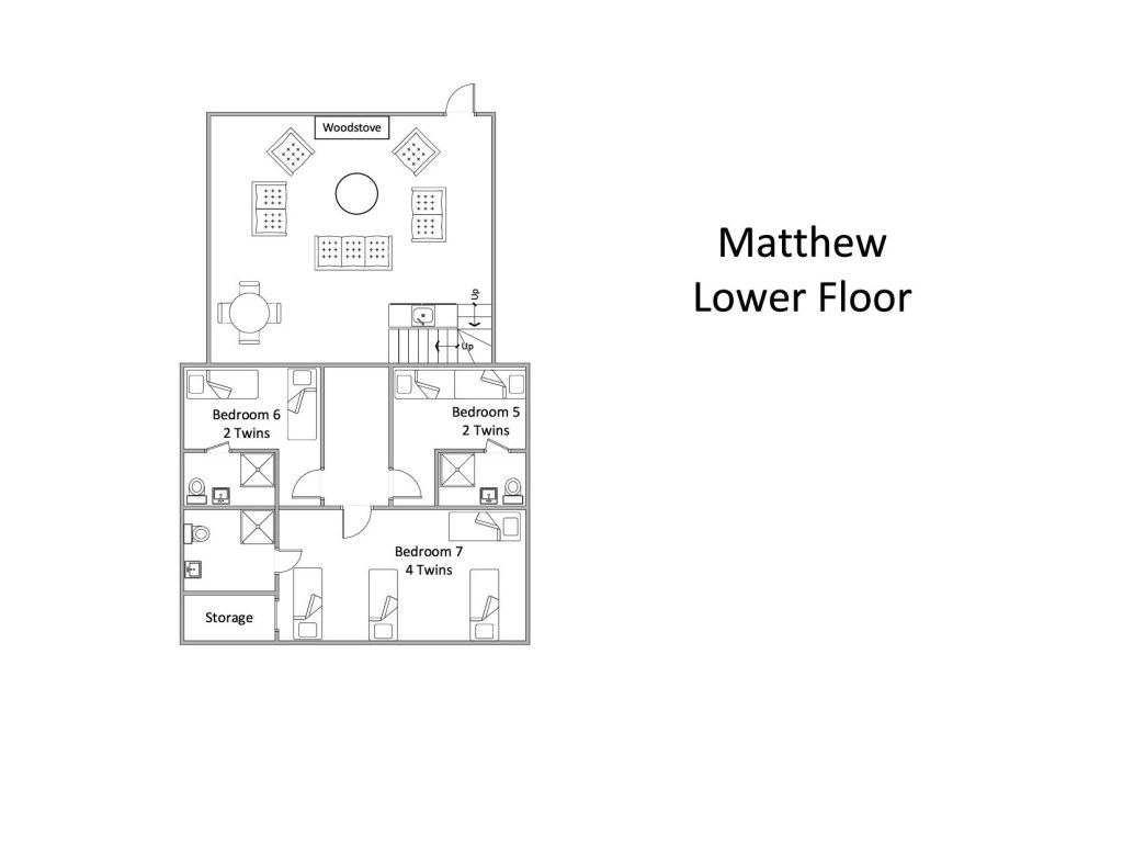 St. Matthew - Lower Floor