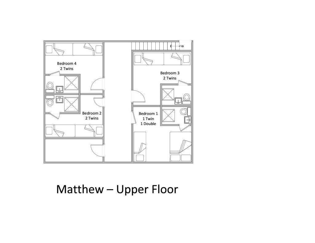 St. Matthew - Upper Floor