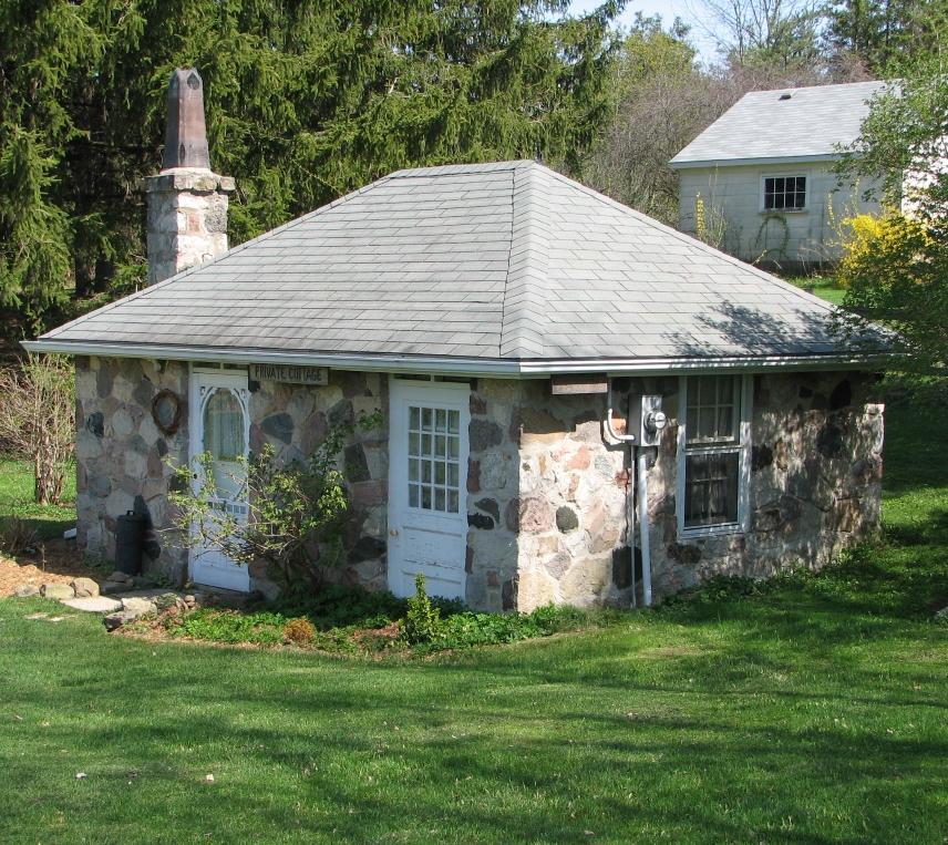 hermitage exterior