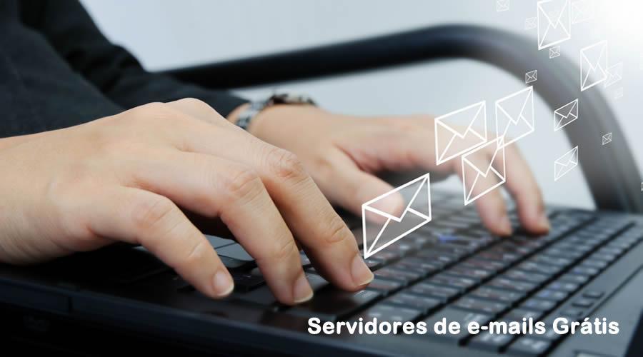 Os 13 melhores e-mails grátis