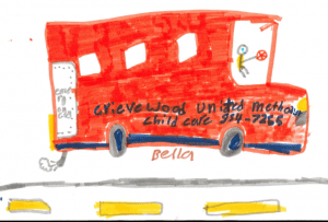 big red bus 2