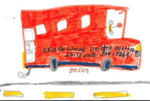 big red bus 2
