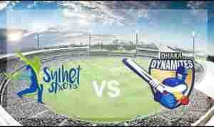 Sylhet vs Dhaka