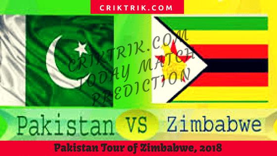 Pak tour Zim, 2018