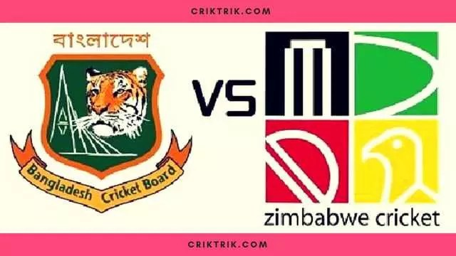 zimbabwe tour of bangladesh