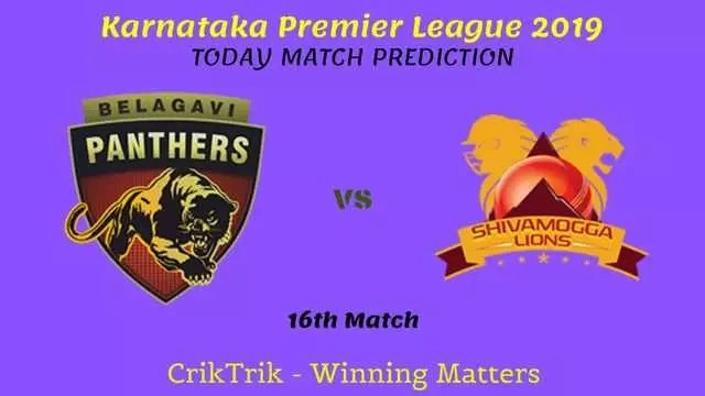 bp vs sml 16th match - BP vs SML, 16th T20 Today Match Prediction - KPL 2019