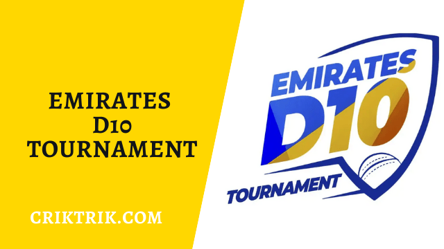 Emirates D10 Tournament 2020 CrikTrik - SBK vs ECB Today Match Prediction, Emirates D10 1st Play-off - 6/8/2020