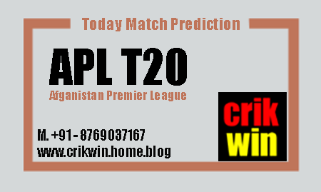Today Match Prediction KAZ vs BAL APL T20 3rd Match