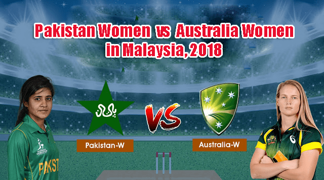 PK-W vs AU-w 2nd ODI Who Will Win Today
