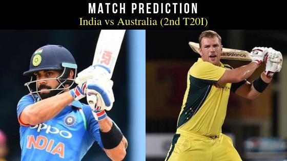 Who Win Today India vs Australia 2nd T20 Match