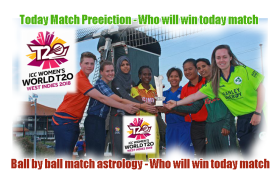 Who Win Today PAKW vs IREW Womens T20 World Cup Match-Mzansi MSL T20