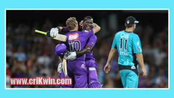 Who Win Today BBL 2018-19 5th Match Brisbane vs Hobbart