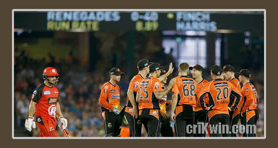 Who Win Today BBL 2018-19 2nd Match Melbourne Renegades vs Perth Scorchers