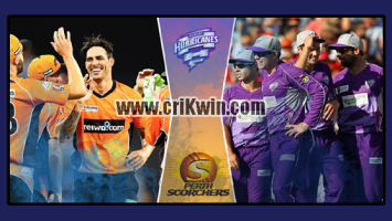 Who Win Today BBL 2019 13th Match Perth vs Hobart