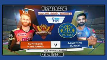 IPL 2019 RR vs SRH 8th Match Prediction Tips Who Win Today