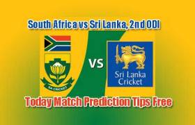 SL vs RSA 2nd ODI Today Match Prediction