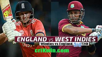 Windies vs England 3rd T20 2019 Today Match Prediction - How to Win