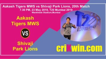 100% Sure SPL vs AT MPL T20 Mumbai T20 League