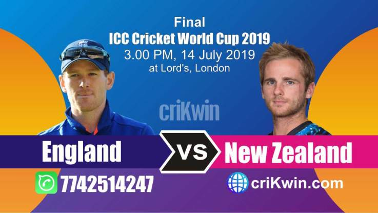 Nzl vs Eng Final Match World Cup 2019 Winner Astrology Predict