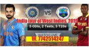 Ind vs WI 3rd T20 Match  Winner Astrology Prediction