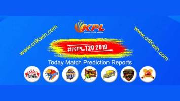 KPL T20 2019 Today Match Prediction Who will win today KPL 2019 Match Reports
