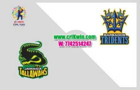 CPL 2019 Today Match Prediction Raja Babu Barbados vs Jamaica 12th Match Who will win today BT vs JT