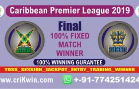 CPL 2019 Today Prediction BT vs GAW Final Match Who Will Win