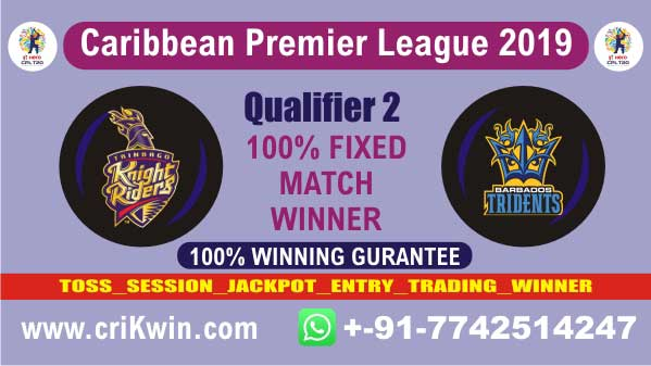 CPL 2019 BT vs TKR Qualifier 2 Today Match Prediction Who Will Win