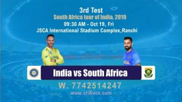 Test Match Today Match Prediction SA vs Ind 3rd Test Match Who Will Win