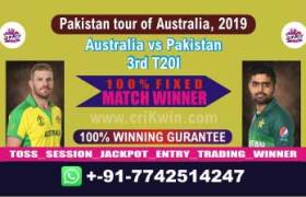 3rd T20I Today Match Prediction Pak vs Aus Match Who Will Win