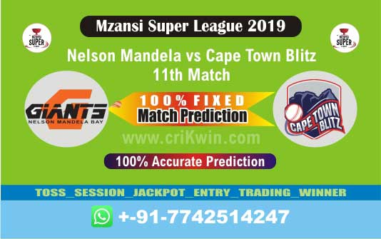 MSL T20 2019 Today Match Prediction CTB vs NMG 11th Who Will Win