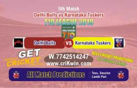 T10 2019 Today Match Prediction DEB vs KAT 5th Match Who Will Win