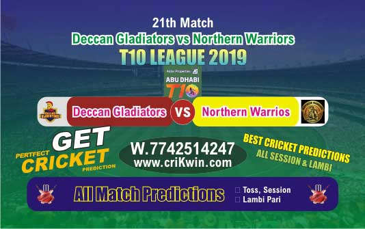 T10 League 2019 Today Match Prediction NOR vs DEG 21st Who Will Win