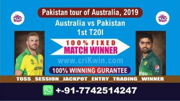 Today Match Prediction Aus vs Pak 1st T20 Match Who Will Win Toss 100% Sure