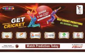 Qatar T10 Today Match Prediction SWI vs FLY 14th 100% Sure Win