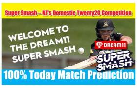 Smash T20 Today Match Prediction WEL vs CTB 3rd 100% Sure Win
