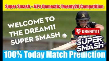 Super Smash T20 Today Match Prediction OTG vs NK 4th 100% Sure Win