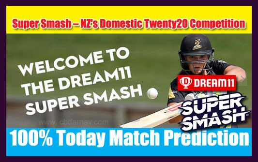 Super Smash Today Match Prediction OTG vs NK 14th 100% Sure Win