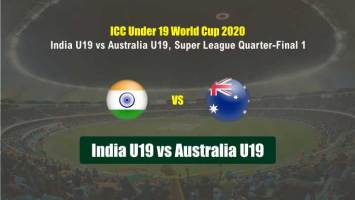 AU-U19 vs IN-U19 cricket win tips