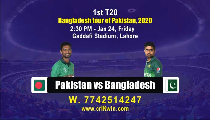 BAN vs PAK cricket win tips