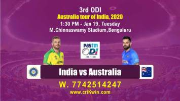 IND vs AUS cricket win tips
