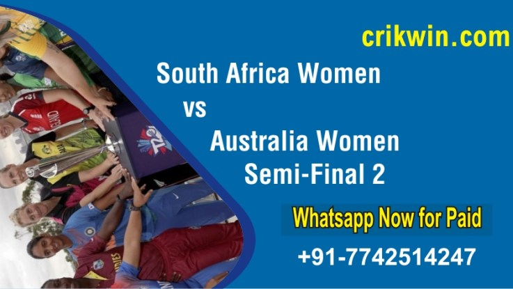 AUSW vs SAW Semi Final 2 Womens